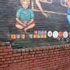 73 Cents Mural - Acronyms - EMR, HITEC, ARRA