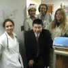 Dr. Kyu Rhee and clinical staff at Middlesex Medical Center