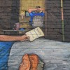 73 Cents Mural - Go After Them Regina, Love Fred