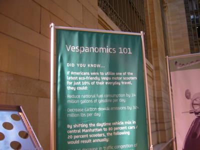 Vespanomics