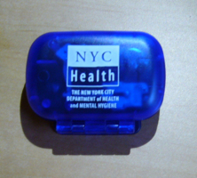 NYC Health Pedometer