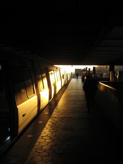 East Falls Church Metro