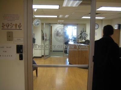 New York Department of Health