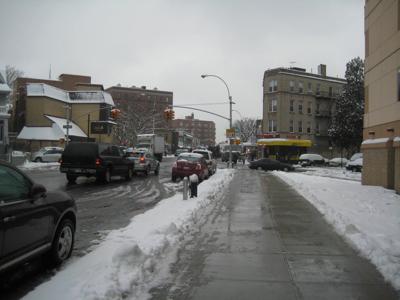 Snowy Queens