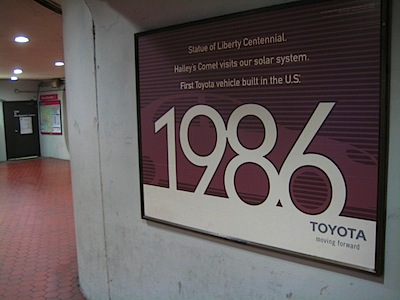 Toyota posters
