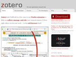 Zotero- The Next-Generation Research Tool (20080205)