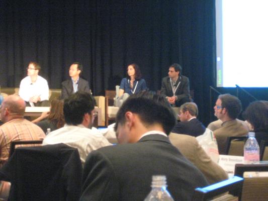 Reactor Panel Featuring Josh Seidman
