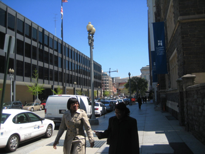 Washington DC Library