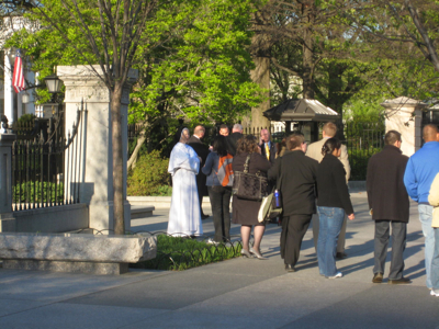 Pope Visit to Washington DC