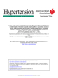 Now Reading: Call to Action on Use and Reimbursement for Home Blood Pressure Monitoring