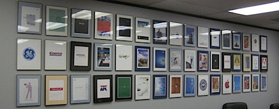 Wall of Fame - PBGH