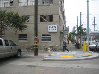 Slow Club San Francisco