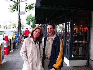 Susannah Fox and Josh Seidman