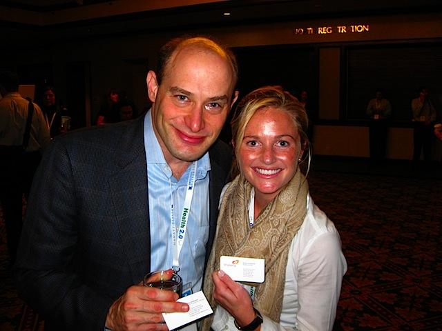 Keith Schorsch-Trusera and Lindsey Volckmann-Keas