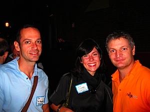 Ted Jen Doug Tech Cocktail DC
