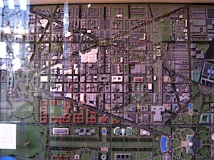 Washington DC Master Plan