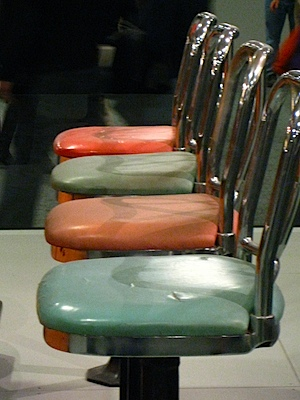 Lunch Counter Seats