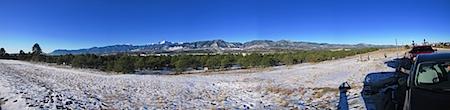Colorado Springs Panoram