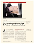 Cell-Phone Medicine Brings Care to Patients in Developing Nations