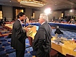 Atul Gawande, MD and Jack Cochran, MD, CEO of The Permanente Federation
