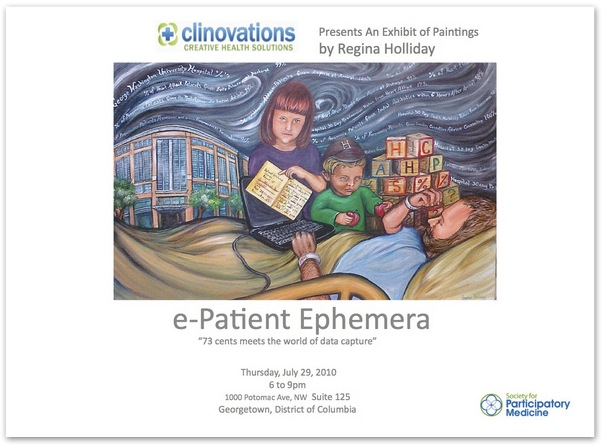 E-patient Ephemera