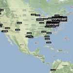 Comcast Outage - population problem solving and the limits of Twitter customer service