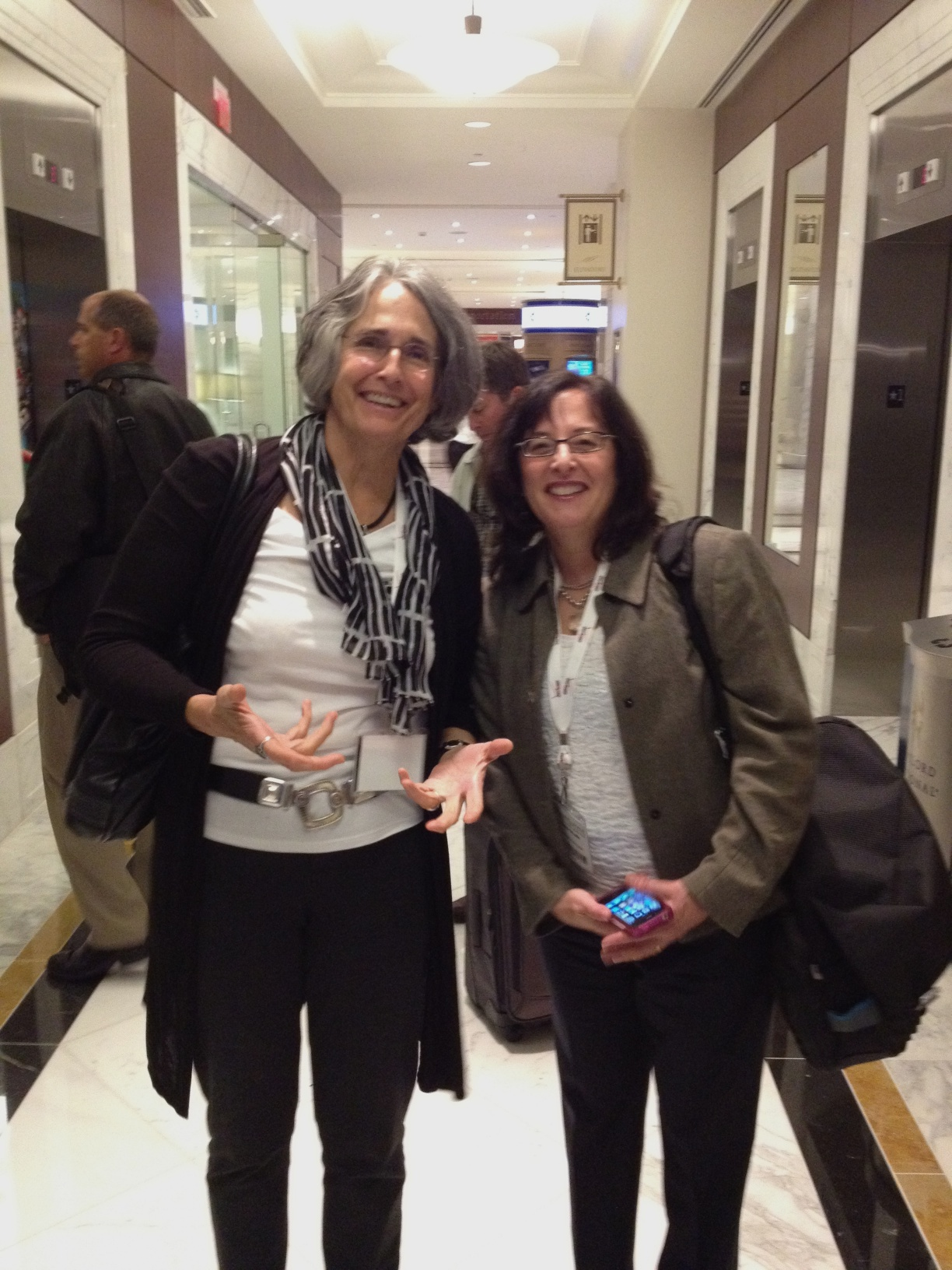 Most exciting thing in medicine is not going on in medicine - Podcast with Sue Woods, MD & Paulanne Balch, MD