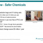#greenhealthcare Part 2: Safer Chemicals (what's dripping in that IV besides medicine?)