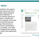 During HIMSS12 I'll be at ACPM2012 to talk #greenhealthcare - here's why