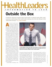 Healthleaders outside the box