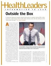 Healthleaders outside the box