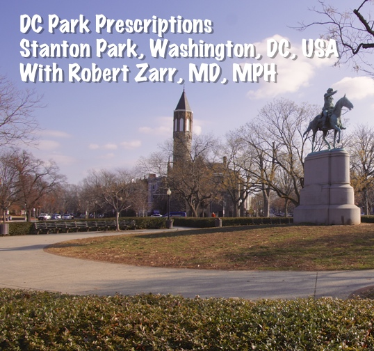Physicians Rating and Prescribing Parks : The DC Park Prescription Podcast