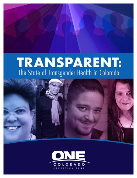 Just Read: State of Transgender Person Health, the dawn of primary care in Colorado