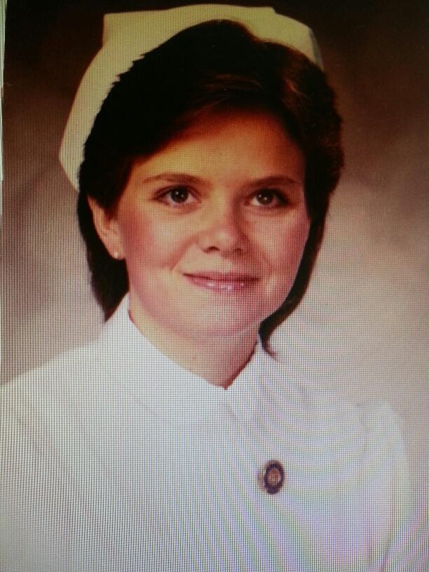 Nurse Lu 1983 Louise Casa RN