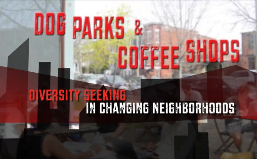 Dog Parks & Coffee Shops + Leadership Networks