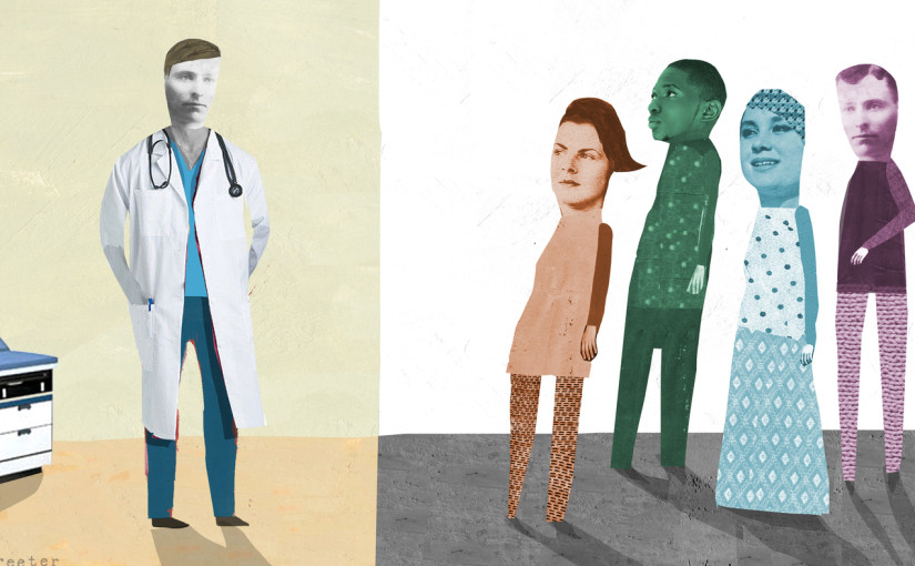 Can Health Care Be Cured Of (Unconscious) Racial Bias? : NPR