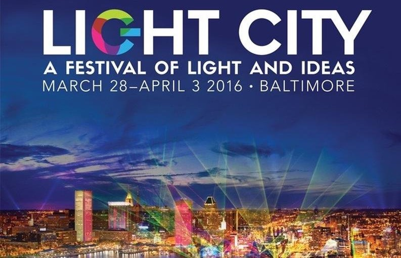 emcee duties at Light City U: Health Innovation - Something potentially amazing