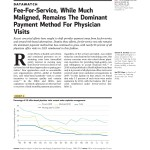Just Read: Fee-For-Service, While Much Maligned, Remains The Dominant Payment Method For Physician Visits