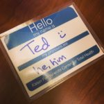 Photo Friday: Photoshop Nametag Template With Pronouns, for a New Millennium