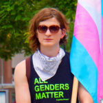 Thanks for using my photo in, If You Want to be a Trans Ally, Declare Your Pronouns
