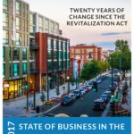 Just Read + Thanks for using my photographs: Twenty Years of Change Since the Revitalization Act, State of Business in the District of Columbia, 2017