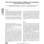 Just Read: EASL–EASD–EASO Clinical Practice Guidelines (and the health threat and confusion around) the management of non-alcoholic fatty liver disease