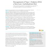 Just Read and Just Visited: Duke Diet and Fitness Center and Management of Type Diabetes With a Very Low–Carbohydrate Diet - More reasons I love this century